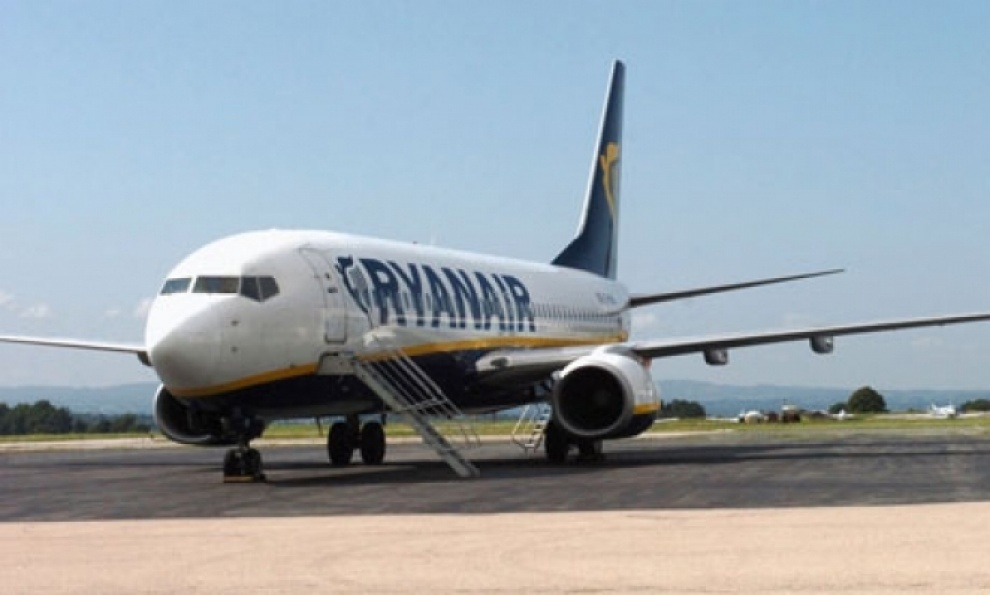 Ryanair celebrates the 5th anniversary of its route from Zadar to London Stansted | Zadar Airport