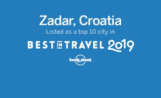 Lonely Planet declares Zadar one of the world's top cities for 2019