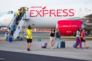 Iberia Express inaugurates non-stop flight from Zadar to Madrid