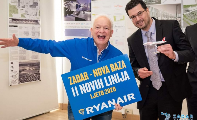 Ryanair brings back the base and introduces 11 new lines