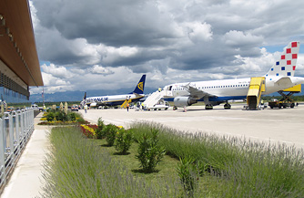 About Zadar Airport