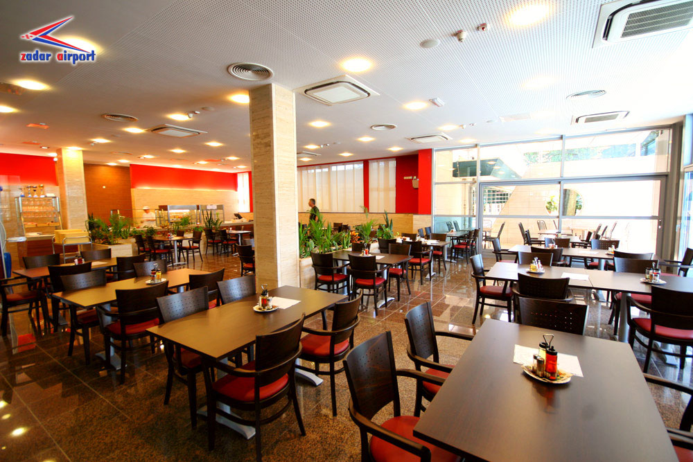 Restaurants Near International Airport